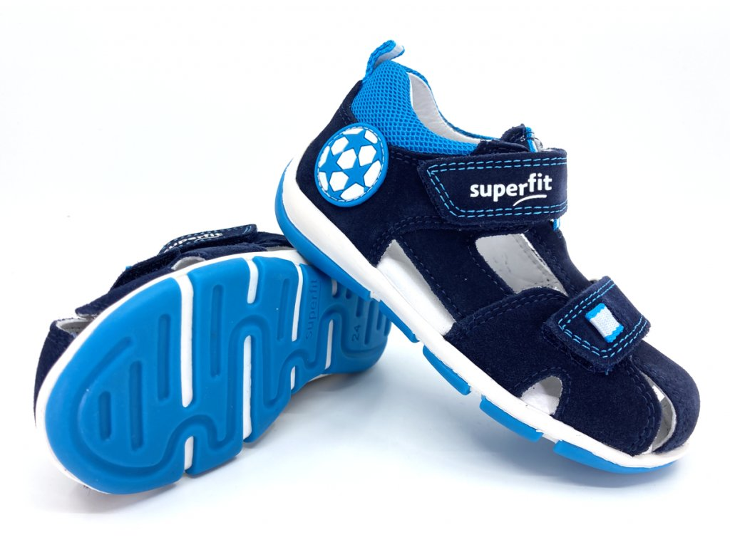 dětské sandále Superfit Freddy