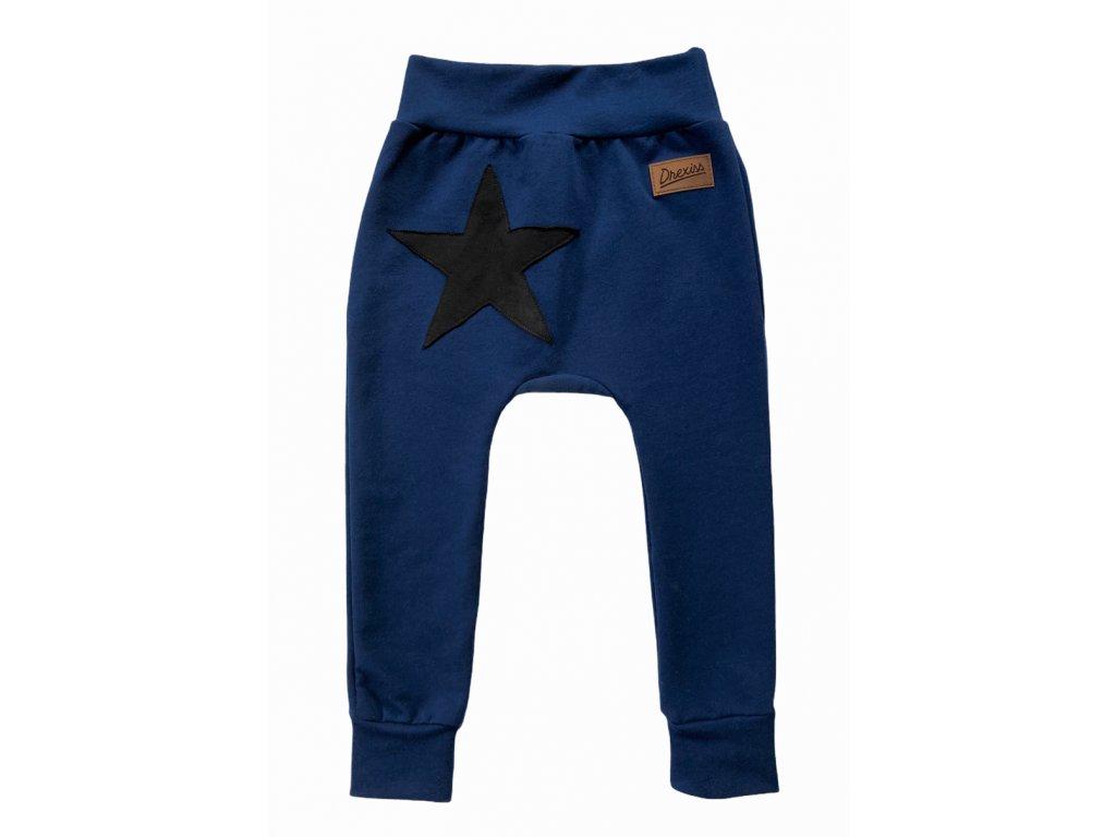 Drexiss Baggy Dark blue star