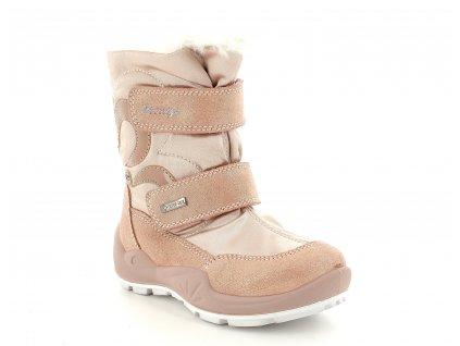 dívčí zimní boty Primigi 8384211 goretex
