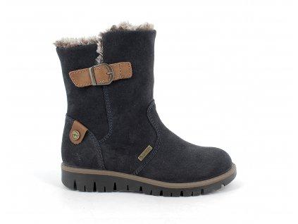 dámské zimní boty Primigi 8368600 s goretex