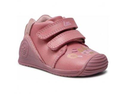 dtské boty Biomecanics 211112 rosa