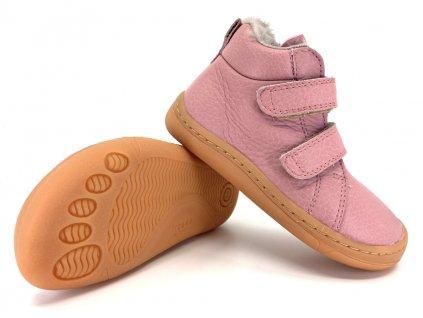 zimní boty Froddo G3110195 5K Pink