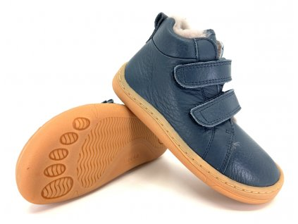 zimní boty Froddo G3110195 K Blue