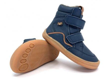 zimní boty Froddo G3160164 Blue