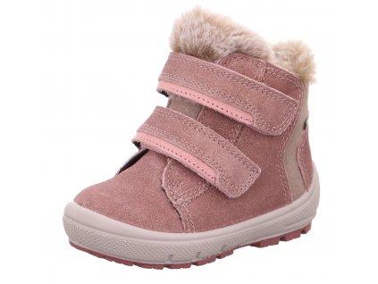 dětské zimní boty Superfit Groovy