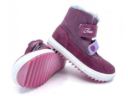 Dětské zimní nepromokavé boty Fare 845291