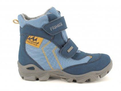 dětské zimní boty Primigi 8394022 goretex