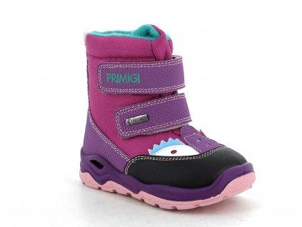 dívčí zimní boty Primigi 8366122 goretex