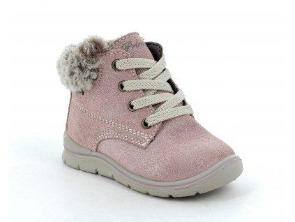 dívčí zimní boty Primigi 8352511 goretex