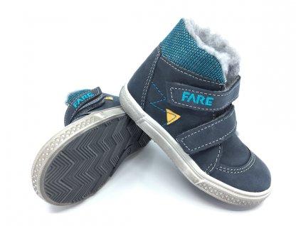 Dětské kotníkové zimní boty Fare 2141161