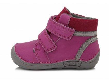 dětské zimní boty dd step 018 42a