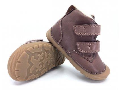 Bundgaard Petit Winter Brown barefoot