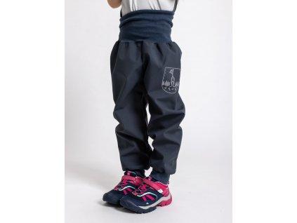 10634 13 kalhoty batole antracit