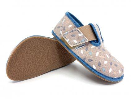 Barefoot papuče Pegres BF01