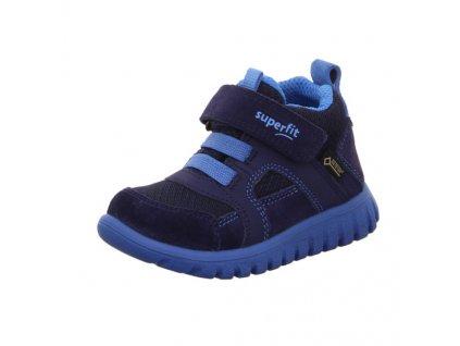 dětské celoroční boty Superfit Sport7 Goretex 1 009198 8000
