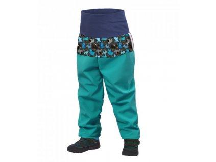 Screenshot 2020 10 07 Unuo, Batolecí softshellové kalhoty s fleecem, Sv Smaragdová, Pejsci www unuo cz