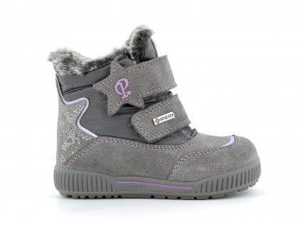 dětské zimní boty primigi 6361422 goretex