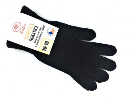 rukavice surtex cerne