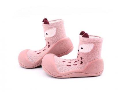 barefoot attipas fox pink