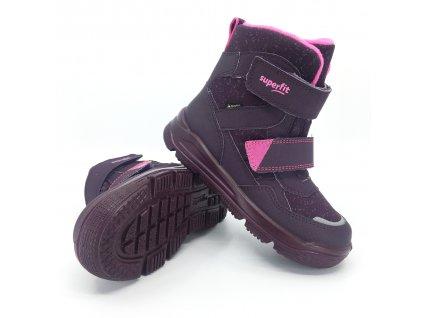 zimní boty Superfit Mars 1 009075 8500 s Gore Tex