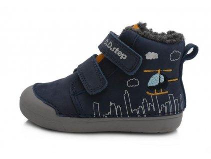 dětské zimní boty dd step 066 806B