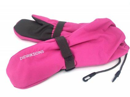 Didriksons Biggles růžové