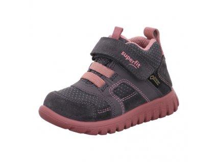 dětské celoroční boty Superfit Sport7 Goretex 1 009198 2000