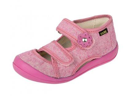 dětské bačkory sandálky fare 4118454
