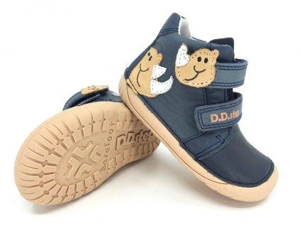 dětské boty DD Step 070 933 Royal Blue