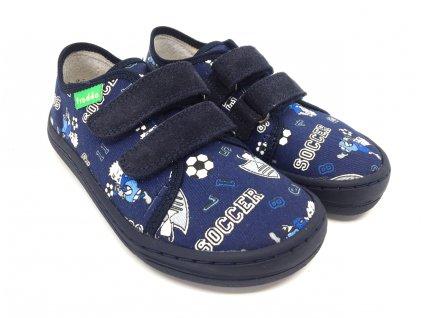 Froddo barefoot tenisky Blue+ G1700283 6