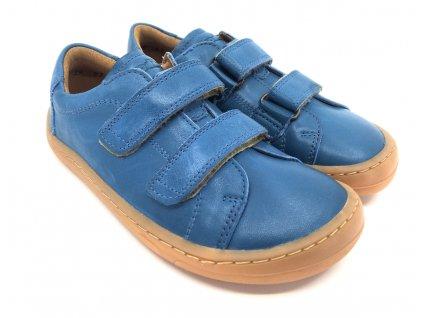 Barefoot tenisky Froddo Jeans kožené G3130176 1