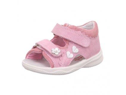 Dětské sandále Superfit Polly 0 606096 5500
