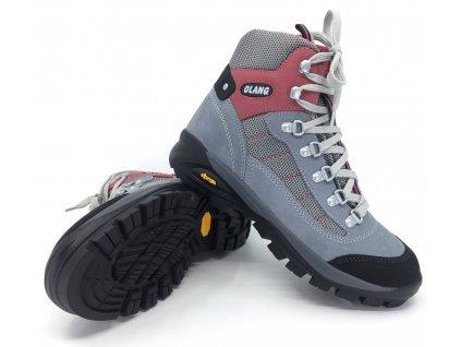 dámské Trekové boty Olang Tarvisio Sky 893