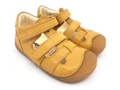 Bundgaard Petit Sandal Yellow