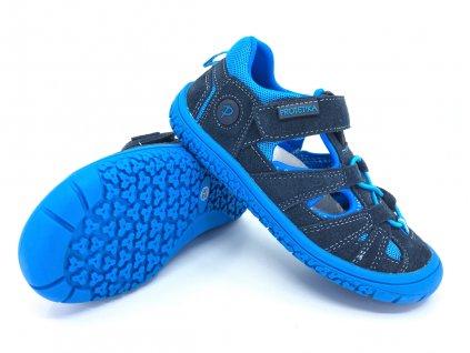 letní dětské boty Protetika Bard Navy