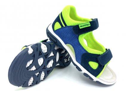 Dětské sandálky Protetika Nikolas
