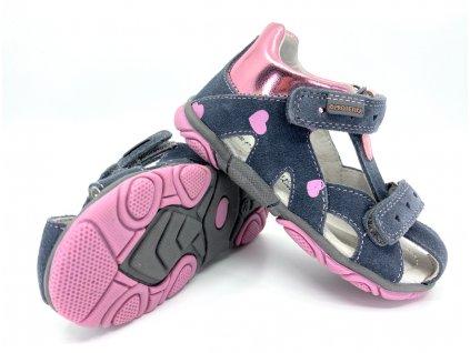 dívčí sandále Protetika Katy Grey