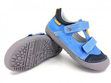 sandále DD Step 063 662A Bermuda Blue