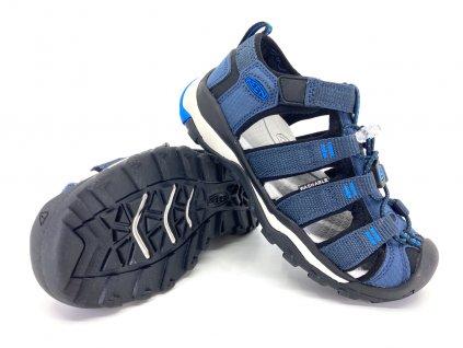 sandále Keen Newport Neo H2 Blue Nights Brilliant Blue