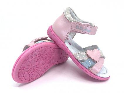 Dívčí sandálky DD Step K03 789BM