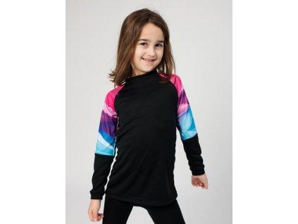 Drexiss funkční tričko coolmax shapes pink
