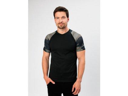 Pánské Funkční CoolMax tričko Army