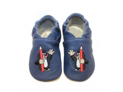 barefoot capáčky baBice krteček EM 011