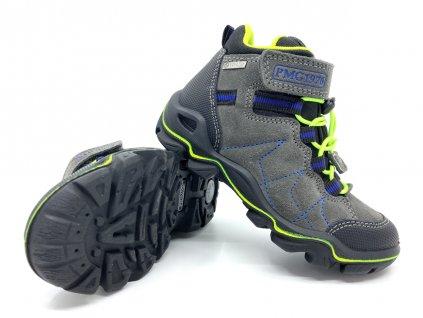 Dětské boty Primigi 8393911 s Gore Tex