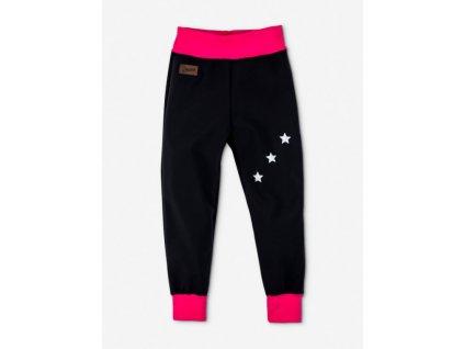 Drexiss softshellové zimni kalhoty Pink