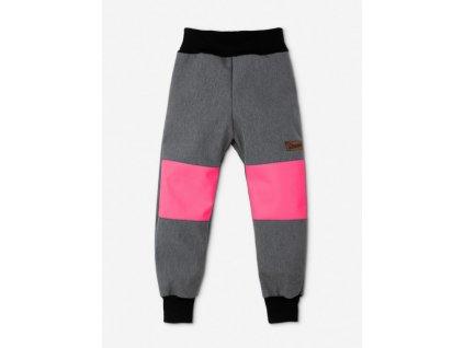 Drexiss zimni Soft Grey pink