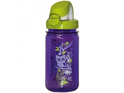 Nalgene OTF 350 ml purple hoot