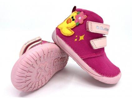dívčí boty DD Step C070 84A Dark pink