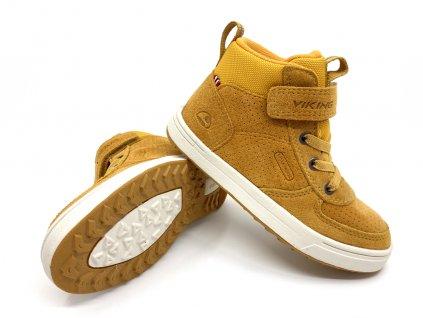 dětské boty Viking Samuel Mid WP