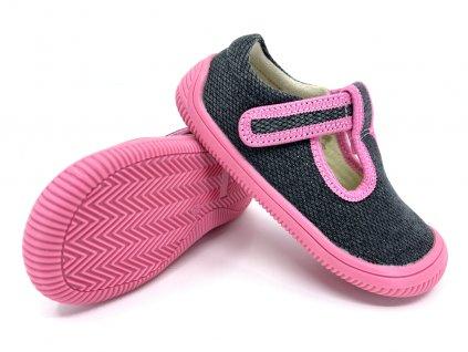 Protetika Kirby Pink barefoot